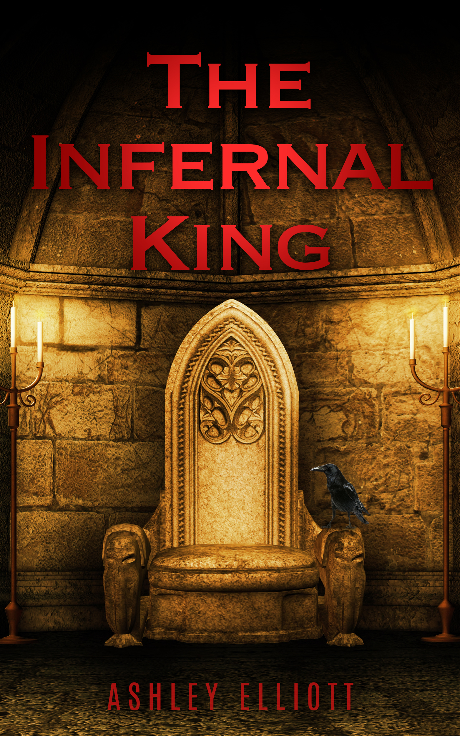 The Infernal King Cover